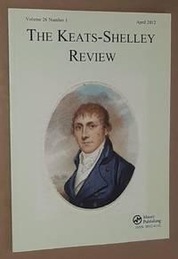 The Keats-Shelley Review. Vol.26 No.1, April 2012