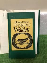 Walden by Henry David Thoreau (1966, Peter Pauper Press w/dj)