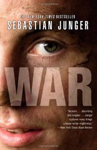 War by  Sebastian Junger - Paperback - from World of Books Ltd (SKU: GOR010956294)