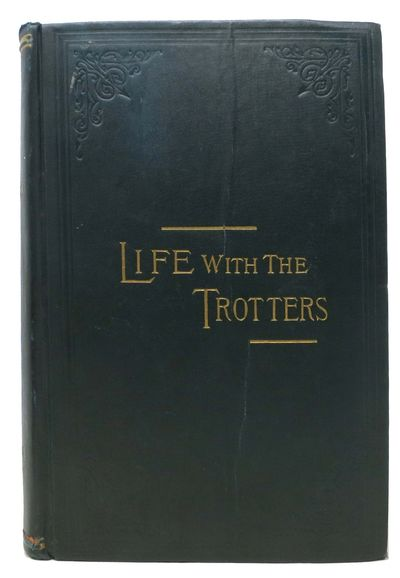 Chicago: H. T. White, 1889. 1st edition. Original publisher's dark green cloth binding with gilt sta...