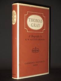 Thomas Gray: A Biography