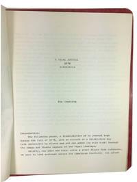 A Nepal Journal 1978