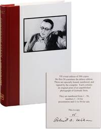 Gertrude Stein: A Bibliography [Limited Edition, Signed]