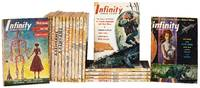 Infinity Science Fiction Magazine [Complete] - 1955-1958