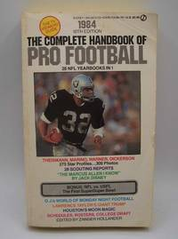 image of The Complete Handbook of Pro Football 1984 Edition