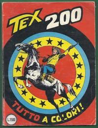 Tex 200.  L'Idolo Di Cristallo