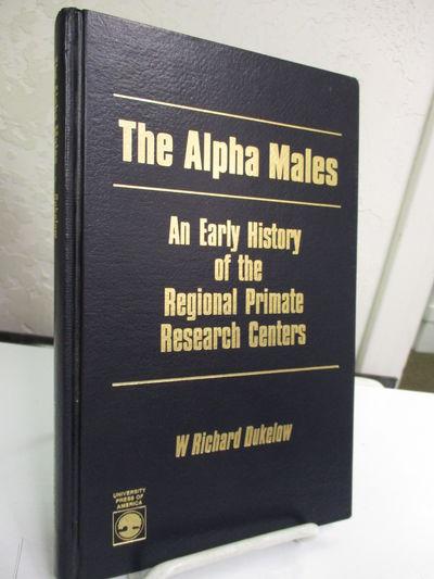 Lanham. : University Press of America. , 1995. . Hardcover, black leatherette, gilt titles. . A very...