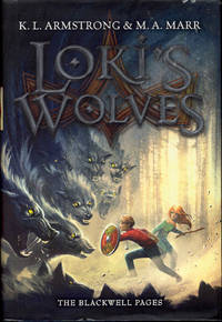 image of Loki's Wolves (The Blackwell Pages)