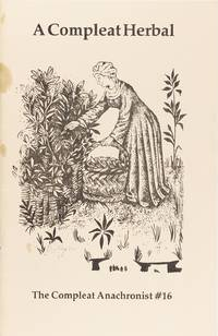 image of A Compleat Herbal: the Compleat Anachronist 16