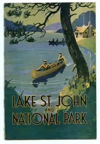 image of Lake St. John and National Park