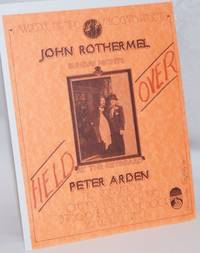 image of Lawrence Fleming Associates presents John Rothermel Sunday Nights Held Over [handbill] at the keyboard Peter Arden