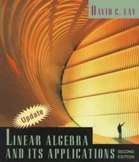 image of Linear Algebra and Its Applications, Updated