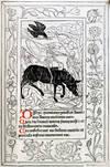 Horae in laudem beatissime virginis Marie. Secundum consuetudinem ecclesiae parisiensis
