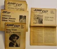 image of JUMP CUT; A Review of Contemporary Cinema  ( First 21 Issues, May-June 1974- to November, 1979)