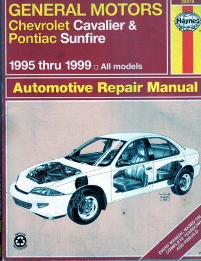 haynes chevrolet cavalier   pontiac sunfire 1995 thru 1999  haynes repair manual  by haynes Haynes Repair Manual Online View Haynes Repair Manual 1991 Honda Civic