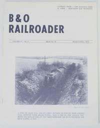 B & O Railroader Volume III No. 2 Issue No. 15 March-April 1974