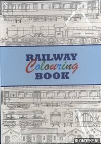 Railway Colouring Book