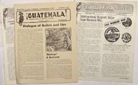 image of Guatemala! [three issues]