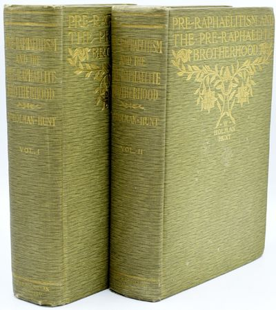 New York: The Macmillan Company, 1906. Hard Cover. Very Good binding. The set in two volumes, by a f...