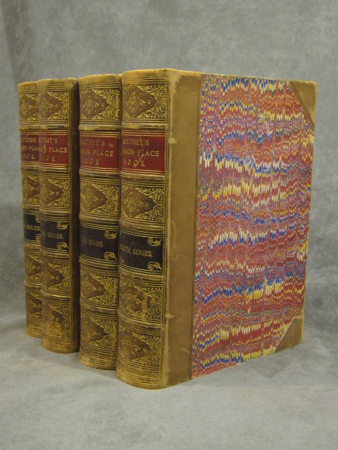 Southey 39 s common place choice passages collections for for First choice collections