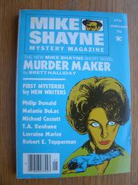 Mike Shayne Mystery Magazine January 1977 Vol. 40 No. 1
