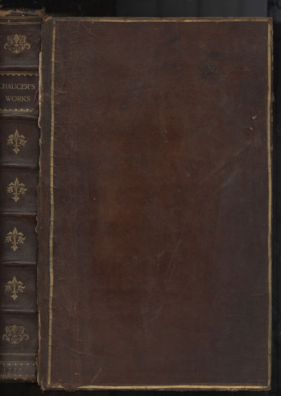 London: Bernard Lintot, 1721. First Edition. Hardcover (Full Leather). Very Good. Contemporary ruled...