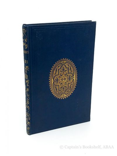 Boston: Ticknor, Reed, and Fields, 1852. First Edition, First Printing. Hardcover. Light spotting to...