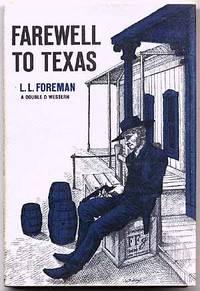 New York: Doubleday, 1964. Hardcover. Fine/Fine. First edition. Fine in fine dustwrapper.
