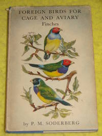 Foreign Birds for Cage and Aviary, Finches