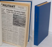 image of The Militant [bound complete run for 1988]