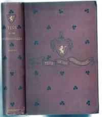 TESS OF THE D'URBERVILLES. A PURE WOMAN FAITHFULLY PRESENTED by  Thomas HARDY - First American Edition - 1892 - from Charles Agvent and Biblio.com