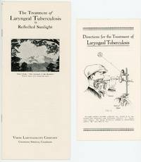 The Treatment of Laryngeal Tuberculosis by Reflected Sunlight [Laryngoscope, Tuberculosis, Sun Therapy]