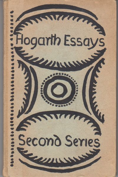 London: Hogarth Press. 1926. First Edition; First Printing. Hardcover. A very good+ copy, sunned ove...