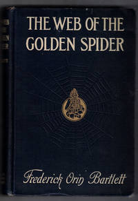 The Web of the Golden Spider (Ex-libris Lost-Race Collector Stuart Teitler)