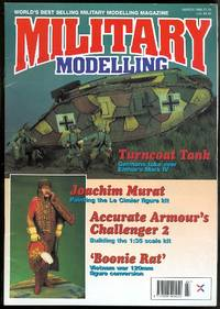 image of MILITARY MODELLING.  VOLUME 26  NO. 3.  MARCH 1996.