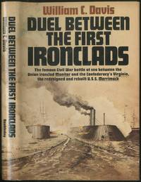 image of Duel Between the First Ironclads