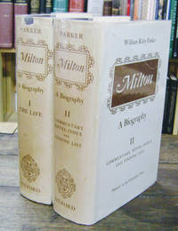 Milton:  A Biography (Two Volumes)