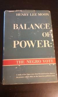 Balance of Power: The Negro Vote