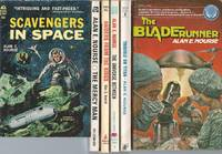 """""""ALAN E. NOURSE"""" NOVELS 6 BOOKS: Scavengers in Space / The Mercy Men (expanded from A..."""