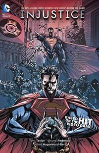 image of Injustice: Gods Among Us Year 2 Volume 1 TP