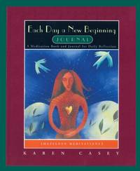 image of Each Day A New Beginning Journal: A Meditation Book and Journal for Daily Reflection (Hazelden Meditations)