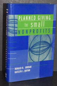 image of Planned Giving for Small Nonprofits