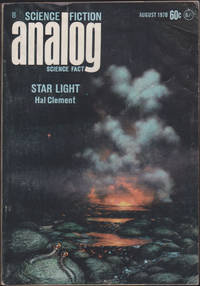Analog Science Fiction / Science Fact, August 1970 (Volume 85, Number 6)