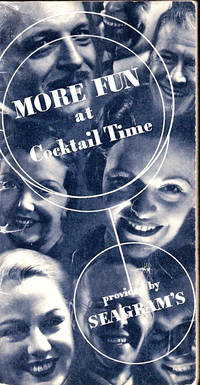 More Fun at Cocktail Time: A Rollicking Book of Games and Tricks