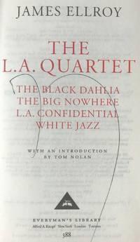 THE L.A. QUARTET (SIGNED)
