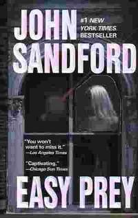 Easy Prey by  John Sandford - Paperback - 2001 - from Odds and Ends Shop and Biblio.com