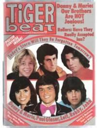 TIGER BEAT November 1976, Volume 13, Number 2