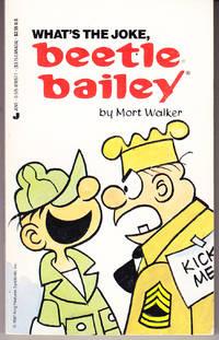 What's the Joke, Beetle Bailey