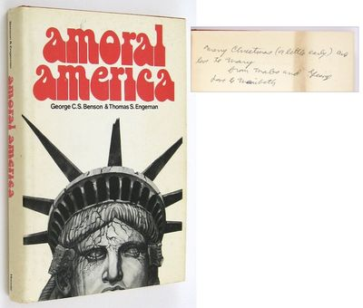 Stanford: Hoover Institution Press. (1975). Inscribed by either the author or his wife, Mabel, with ...