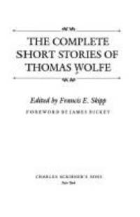 image of The Complete Short Stories of Thomas Wolfe